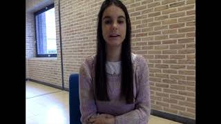 Download María Sánchez, Spain, reading article 28 of the UDHR in Spanish Video