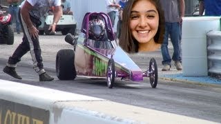 Download New Track Record in Junior Dragster Video
