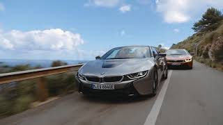 Download BMW i8 Roadster - footage Video