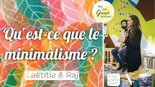 Download Laetitia (Le Corps. La Maison. L'Esprit.) & Raj (Autodisciple) - le minimalisme Video