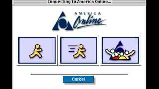 Download AOL Dial Up Internet Connection Sound + You've Got Mail (America Online) 90's Video