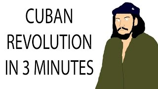 Download Cuban Revolution | 3 Minute History Video