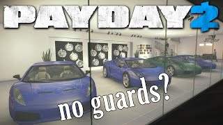 Download Car Shop NO guards, all dead! Silent Assassin mod (Payday2) Video