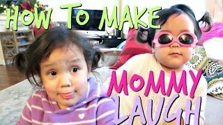 Download How To Make Mommy Laugh - November 27, 2016 - ItsJudysLife Vlogs Video