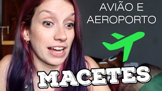 Download MACETES E DICAS PARA VIAJAR DE AVIAO Video