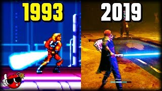 Download History of Lightsabers in Star Wars Games 1983 - 2020 Video
