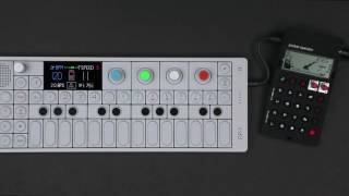 Download OP-1 tempo + sync settings Video