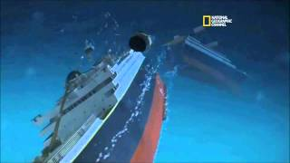 Download Titanic Sinking animation Video