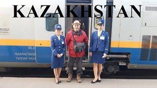 Download Kazakhstan/Almaty to Astana by Train (1291 km 14 hrs) Part 16 Video