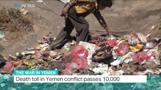 Download The War in Yemen: UN: At least 10,000 people killed since 2015 Video