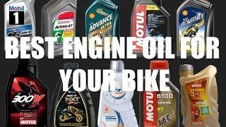 Download Best Engine Oil For Bikes | Understanding Engine Oil Concept. Video