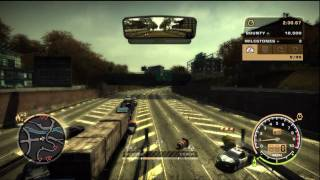 Download NFSMW Bounty Cheat Video