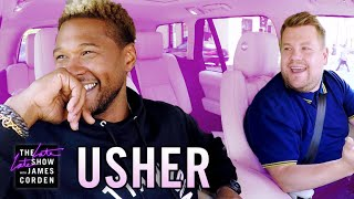 Download Usher Carpool Karaoke Video