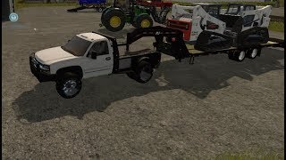 Download Square 2448's Mowing Map! We are LOGGIN' Boys!! Let's do this! Farming Simulator 2017! #TeamScrunt Video