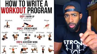 Download How to create your own workouts Video