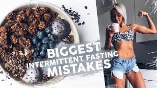 Download Biggest Intermittent Fasting Mistakes Video