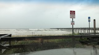 Download LIVE — Category 4 Hurricane Michael in Panama City, FL Video