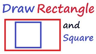 Download MSW Logo - Draw square and Rectange using Logo Video