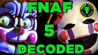 Download Game Theory: FNAF Sister Location DECODED! (FNAF 5) Video