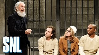 Download Jail Cell Cold Open - SNL Video