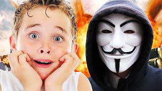 Download Anonymous Hacker TROLLING on Advanced Warfare! (Call of Duty) Video