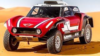 Download Ultimate MINI John Cooper Works Buggy Video + Driving Interior 2018 X raid World Premiere CARJAM TV Video