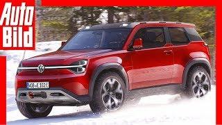 Download Zukunftsaussicht: VW T-Rug (2022) Ausblick / Details / Erklärung Video