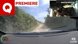 Download Che effetto fa un'auto da rally a 200 km/h in sterrato? Hyundai i20 WRC Video