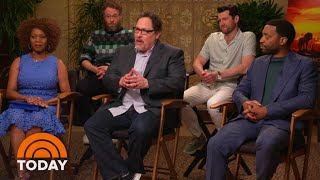 Download 'Lion King' Director Jon Favreau Says James Earl Jones Is Doing Well | TODAY Video