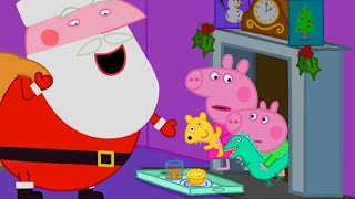 Download Kids Videos |Peppa's First Christmas | New Peppa Pig Video