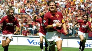 Download AS Roma 3-1 Parma - Campionato 2000/01 Video