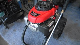 Download EASY FIX! HONDA PRESSURE WASHER that will not start after storage (plugged carburetor main jet) Video