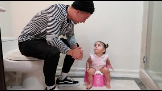 Download INTRODUCING POTTY TRAINING!!! Video