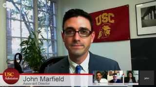 Download USC Admission Hangout Video