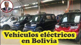 Download AUTOS ELÉCTRICOS MADE IN BOLIVIA. Ejemplo para el desarrollo de Huancayo y el Perú. Video