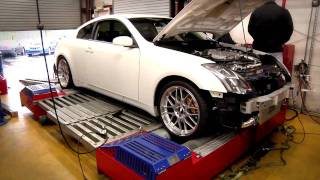 Download G35 Turbo Kit Installation @ Forged Performance Video