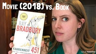 Download Fahrenheit 451 movie (2018) vs. book review Video