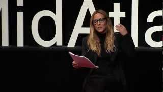 Download Why We Must Empower Women Around the World: Maria Bello at TEDxMidAtlantic Video