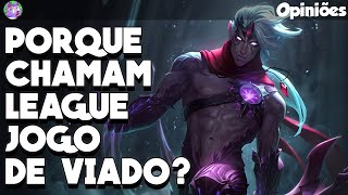 Download O QUE LEVOU LEAGUE OF LEGENDS A SER CONSIDERADO UM JOGO DE VIADO? Video