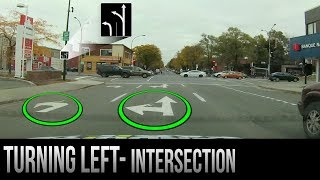 Download How to Turn Left at an Intersection Video