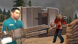 Download ZOMBIE BASE DESTROYED BY TORNADO? - Garry's Mod Gameplay - Gmod Zombie & Tornado Survival Video