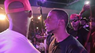 Download Dude Gets Out Of Prison And Puts Up 10k To Battle Hitman Holla??!! Video