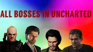 Download UNCHARTED 1, 2, 3 & 4 FINAL BOSS FIGHTS!!!! Video