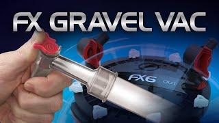 Download Fluval FX Canister Filter Gravel Vac Video