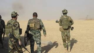 Download Peshmerga Battles ISIS Video