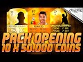 Download ATÉ QUE FIM VEIO NESTA PORRaAAaa !!! - PACK OPENING 10X50K - - FIFA 16 ULTIMATE TEAM Video