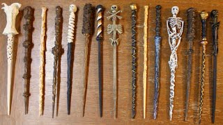 Download How To Make Harry Potter Wands! DIY Witch and Wizard Magic Wands! Video