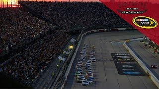 Download NASCAR Sprint Cup Series- Full Race -Bojangles' Southern 500 Video