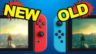Download Old vs New Switch: What Nintendo didn't tell you Video