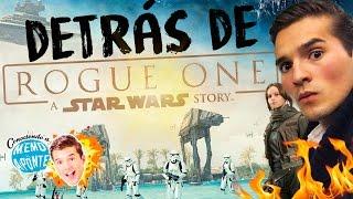Download Detrás de STAR WARS Rogue One - feat. Diego Luna, Felicity Jones y Gareth Edwards / Memo Aponte Video